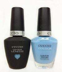 Cuccio Veneer Uv/Led Polish Match Maker Kits - Under A Blue Moon